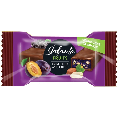 «Infanta» чернослив и арахис Vale