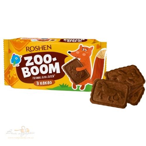 Печенье Roshen «ZOO-BOOM», 68г