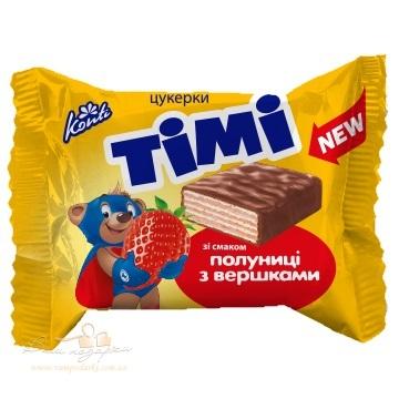 «Тими» вафельные Конти