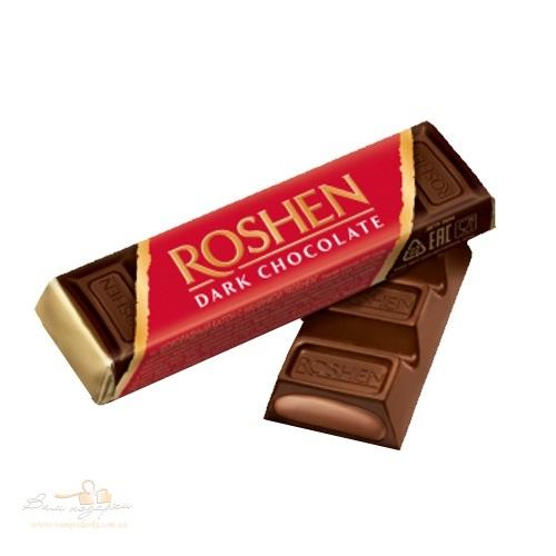 Батон «Roshen» с помадно-шоколадной начинкой, 43 г
