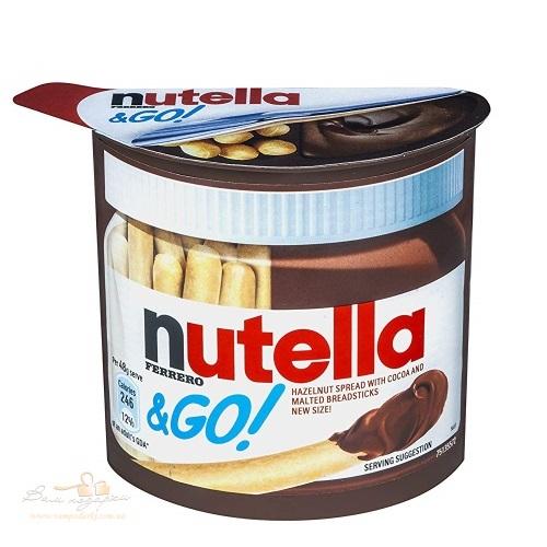 Nutella Ferrero, 52г