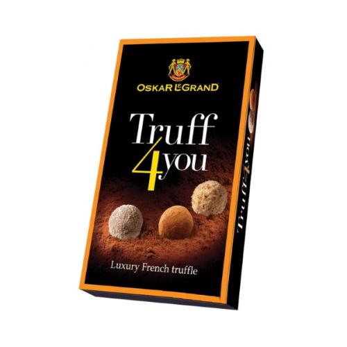 Цукерки Oskar le Grand Truff4You, 100 г