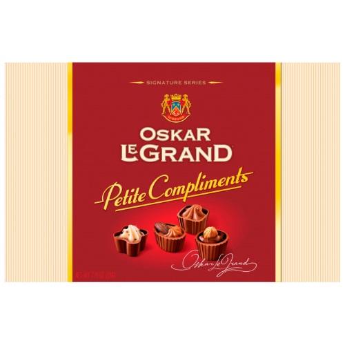 Конфеты Oskar le Grand Корзинка Ассоорти, 220г