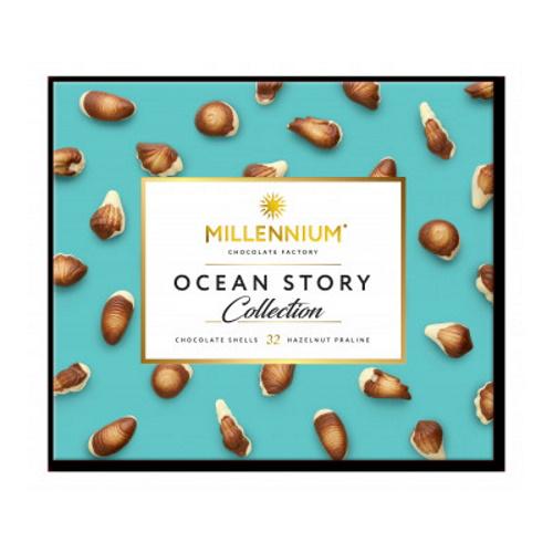 Конфеты в коробке Millennium Истории океана, 340г