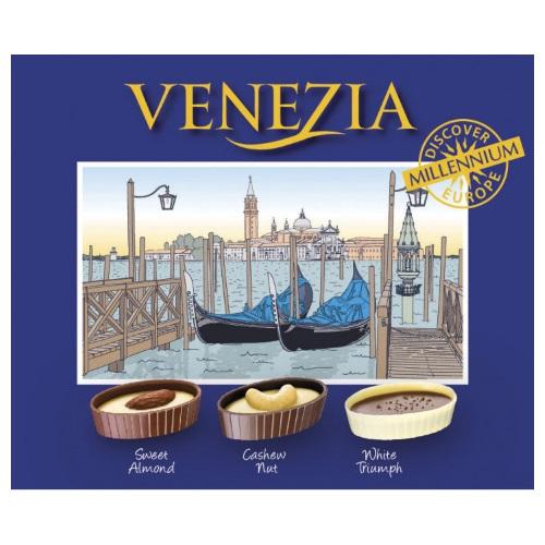 Конфеты в коробке Millennium Venezia, 125г