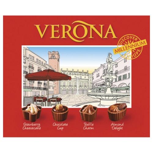 Конфеты в коробке Millennium Verona, 125г