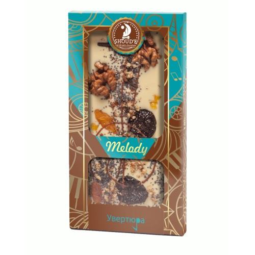 Шоколад Сладкий мир «Увертюра»,  100г
