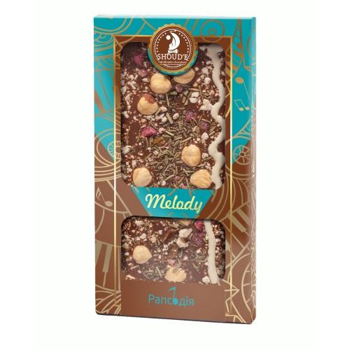 Шоколад Сладкий мир «Рапсодия»,  100г