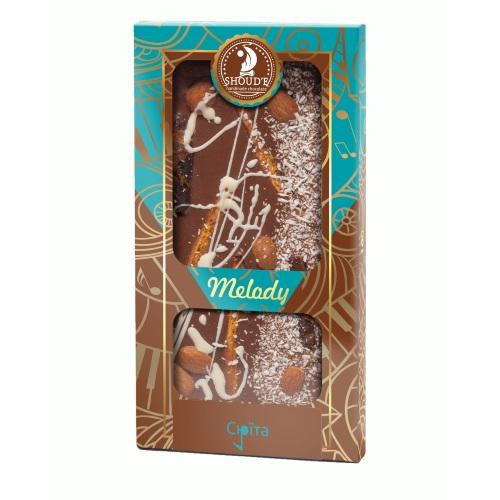 Шоколад Сладкий мир «Сюита»,  100г