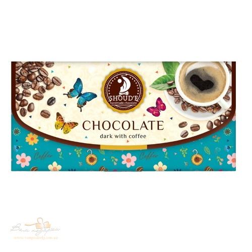 Шоколад «Клатч» чорна кава, 70г