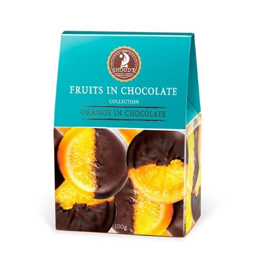 Конфеты в коробке Сладкий мир «Апельсин в шоколаде», 170г
