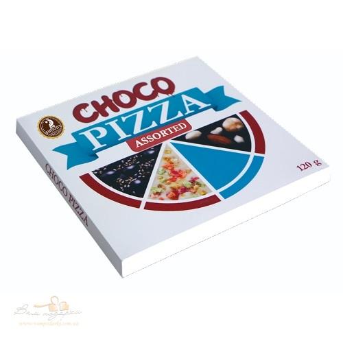 Шоколад Chocopizza ассорти, 120г