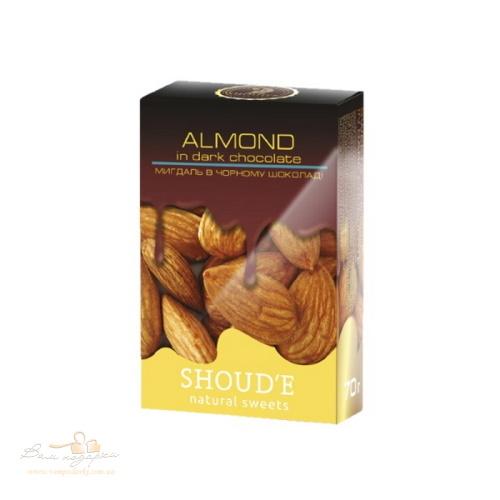 Цукерки (драже) «SHOUD'E» Мигдаль в шоколаді, 70г