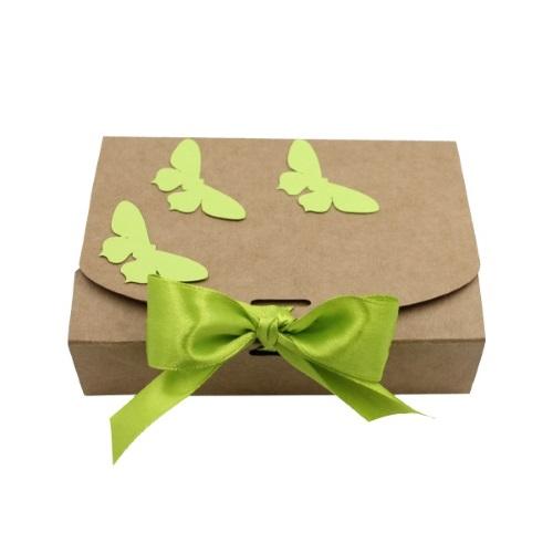 Подарочный набор  крафт-коробочка  45г