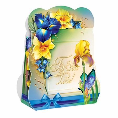 Подарочный набор Нарциссы 205г