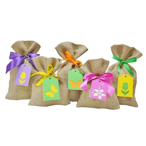 Подарочный набор  Весенний мешочек 205г
