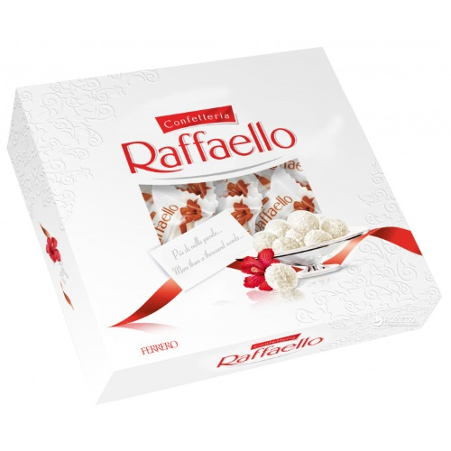 Конфеты Ferrero «Raffaello», 240г