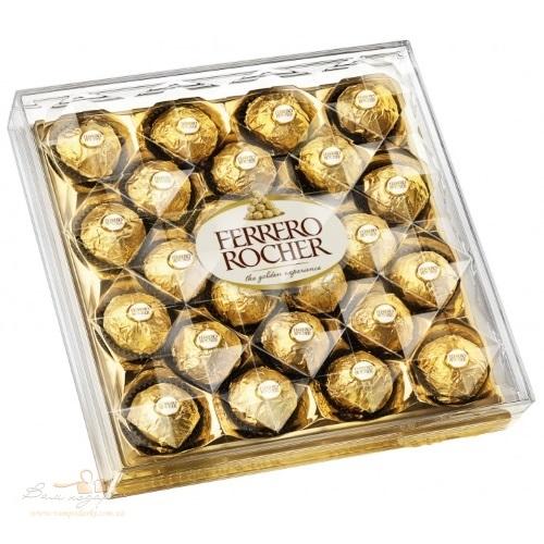 Конфеты Ferrero «Ferrero Rocher», 300г