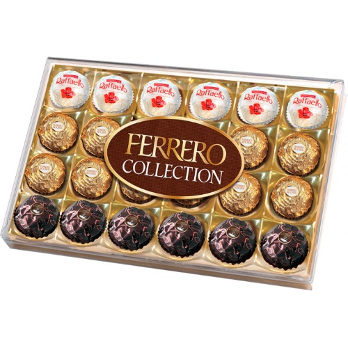 Цукерки Ferrero «Ferrero Collektion», 269.4г