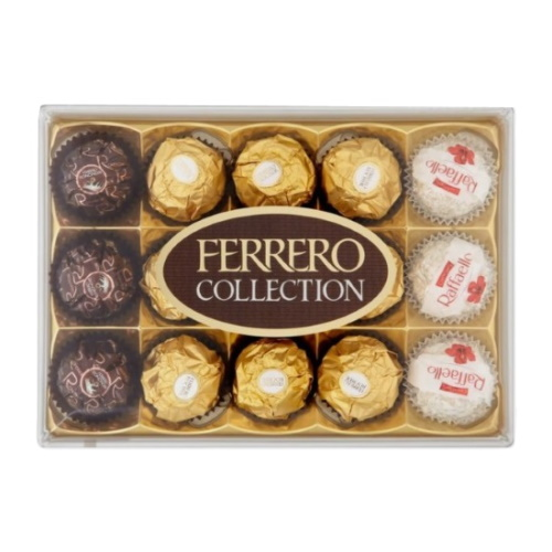 Конфеты Ferrero «Ferrero Collektion», 172.2г