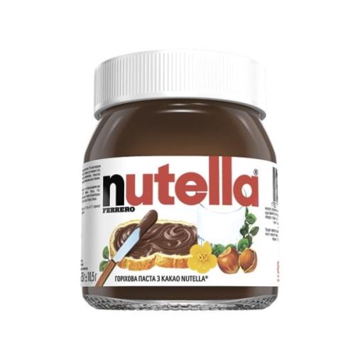 Nutella Паста шоколадна, 180г
