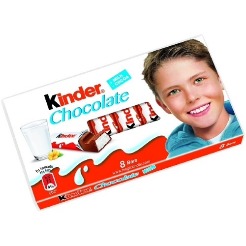 Kinder  Chocolate, 100г