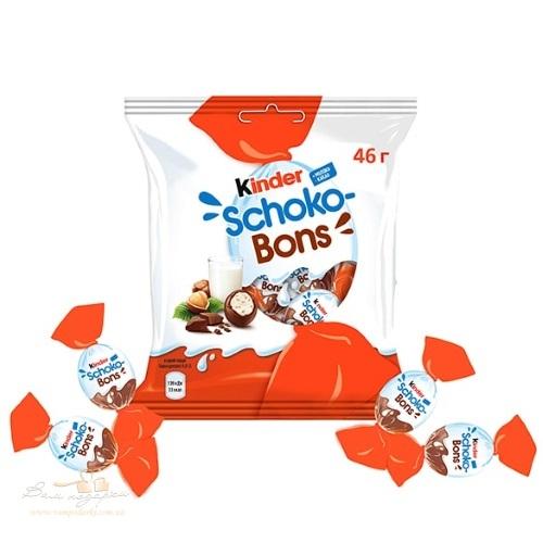 Kinder  Choko-Bons, 46г
