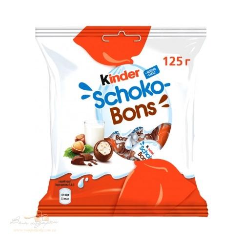 Kinder  Choko-Bons, 125г