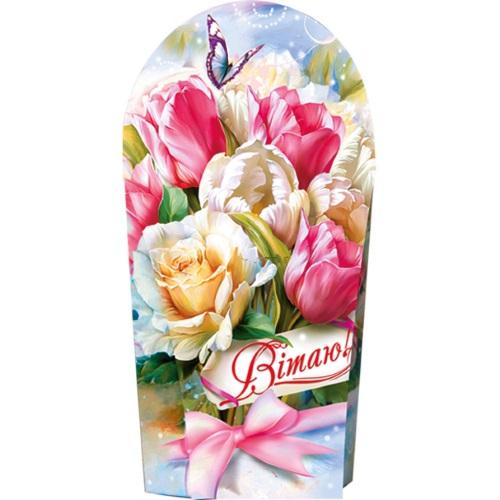 Подарочный набор Тюльпаны 305г