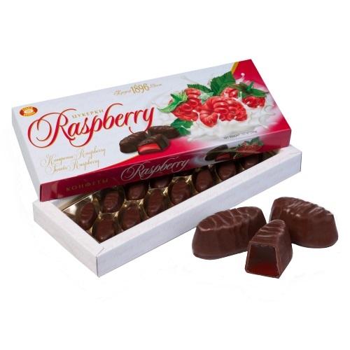 Конфеты в коробке ХБФ «Raspberry», 200г