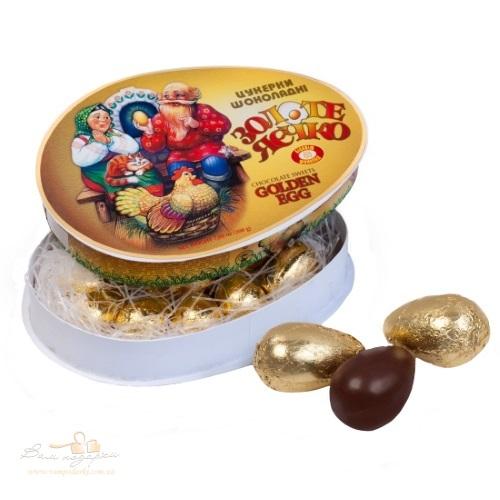Конфеты в коробке ХБФ «Золотое яичко», 200г