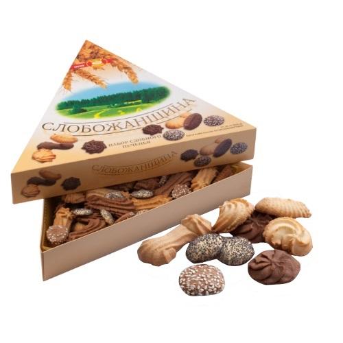 Печиво в коробці ХБФ «Слобожанщина», 600г
