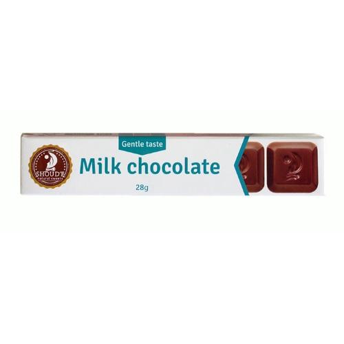 Шоколад молочный «SHOUD'E», 28г