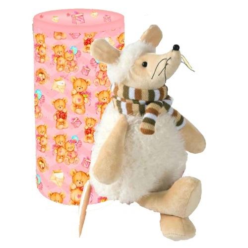 Подарунковий набір Мишка-подружка, 355г