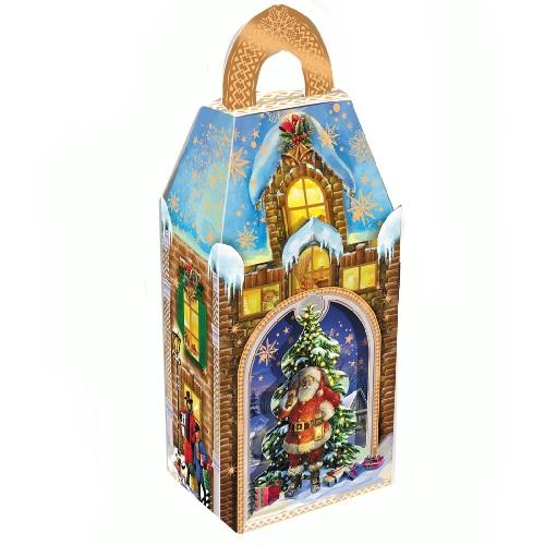 Новорічна упаковка «Палац»