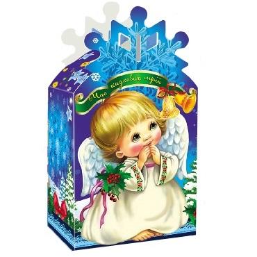 Новогодняя упаковка «Снежинка», 300г