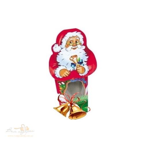 Новорічна упаковка «Дід Мороз» 100г