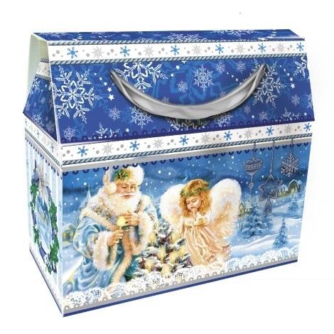 Новогодняя упаковка «Сумка Ангелочек»