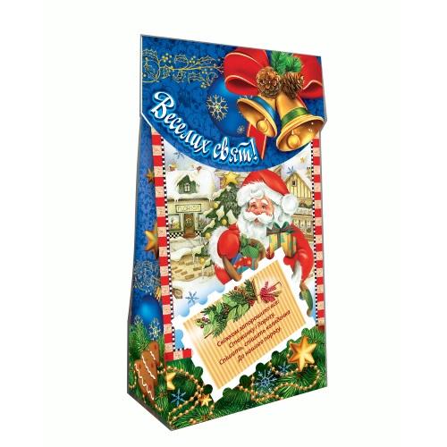 Новорічна упаковка «Баул Веселих свят»