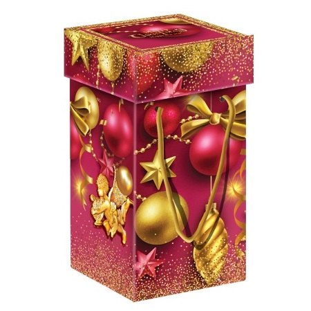 Новорічна упаковка «Кулі»
