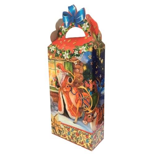 Новогодняя упаковка «Святой Николай», 500г
