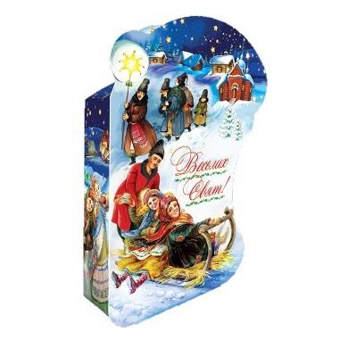 Новогодняя упаковка «Веселих свят»