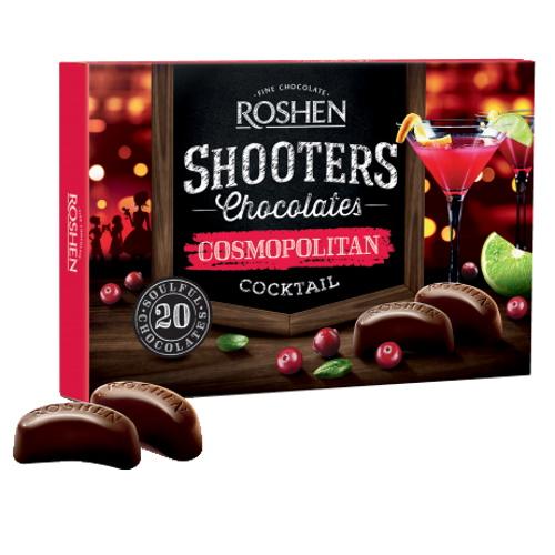 Цукерки в коробці Roshen «Shooters» Cosmopolitаn, 150г