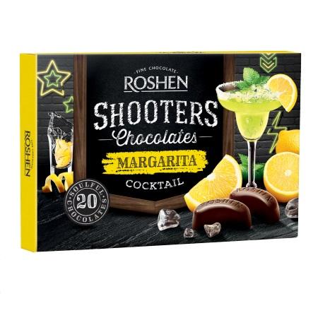 Цукерки в коробці Roshen «Shooters» Margarita, 150г