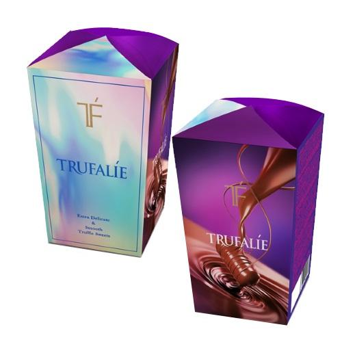 Цукерки в коробці АВК «Trufalie», 170г