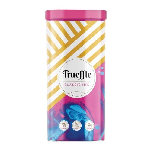 Цукерки в тубусі АВК «Trueffle» Classic mix, 240г