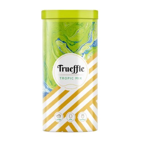 Конфеты в тубусе АВК «Trueffle» Tropic mix, 240г