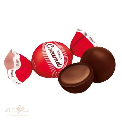 «Creamel» со вкусом фундука  Roshen