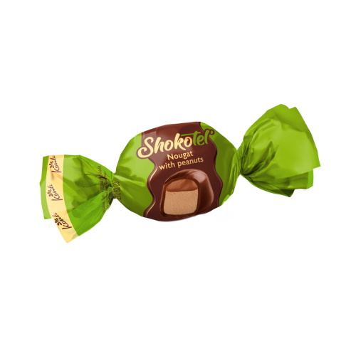 «Shokotel`» нуга с арахисом Конти