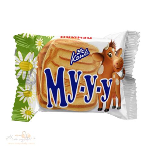 Сахарное печенье «Му-у-у» Конти